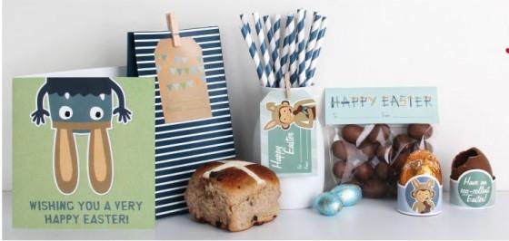 Ostern kann kommen : gratis Printables von mooo!