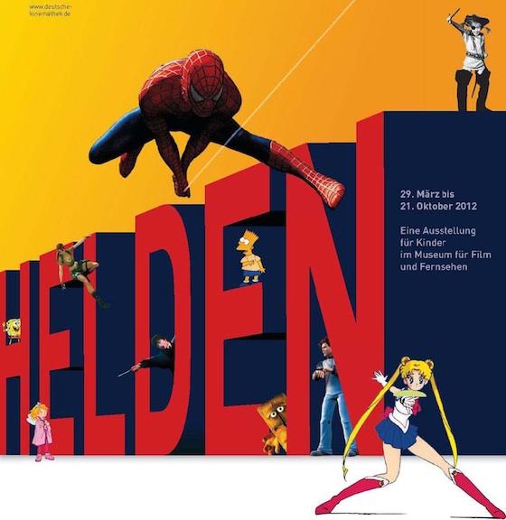 Helden Kinder-Ausstellung : Filmhaus Berlin