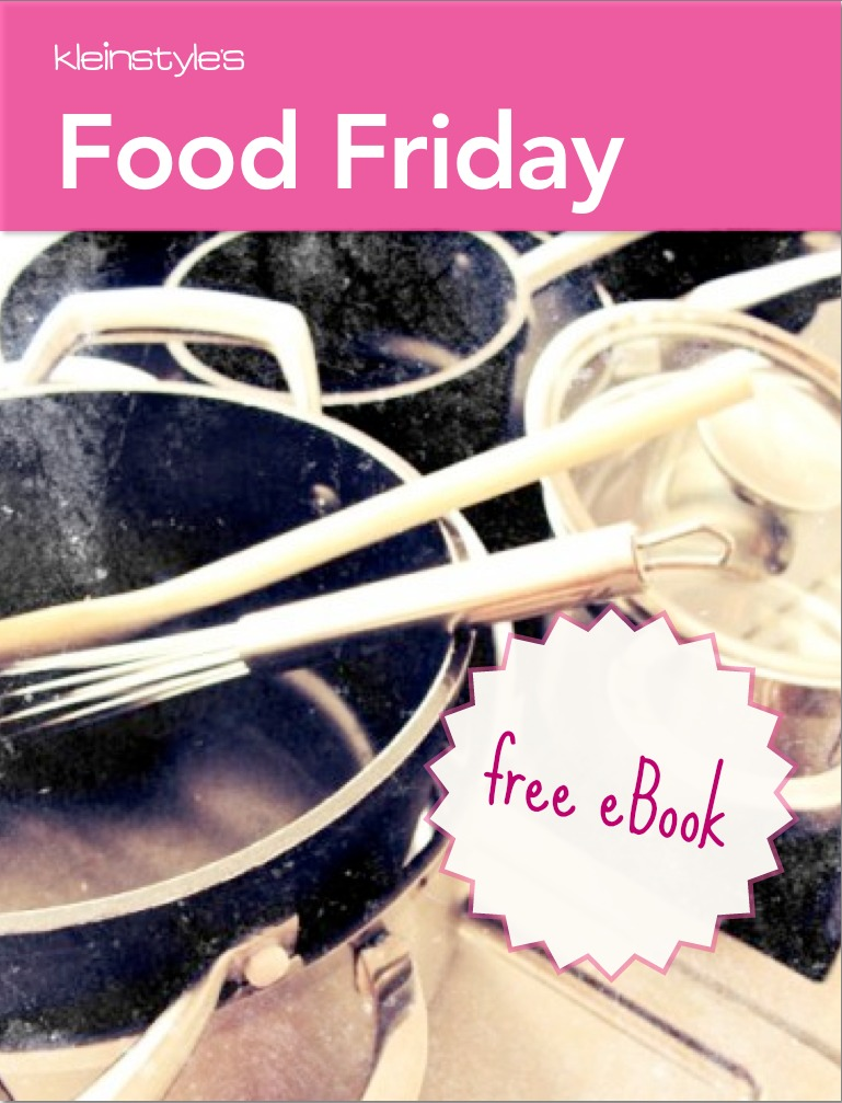 Food Revolution Day : 1 Jahr Food Friday auf kleinstyle