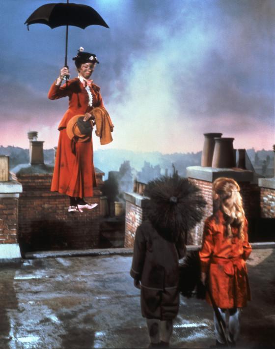 Mary Poppins : Fiction und Realität