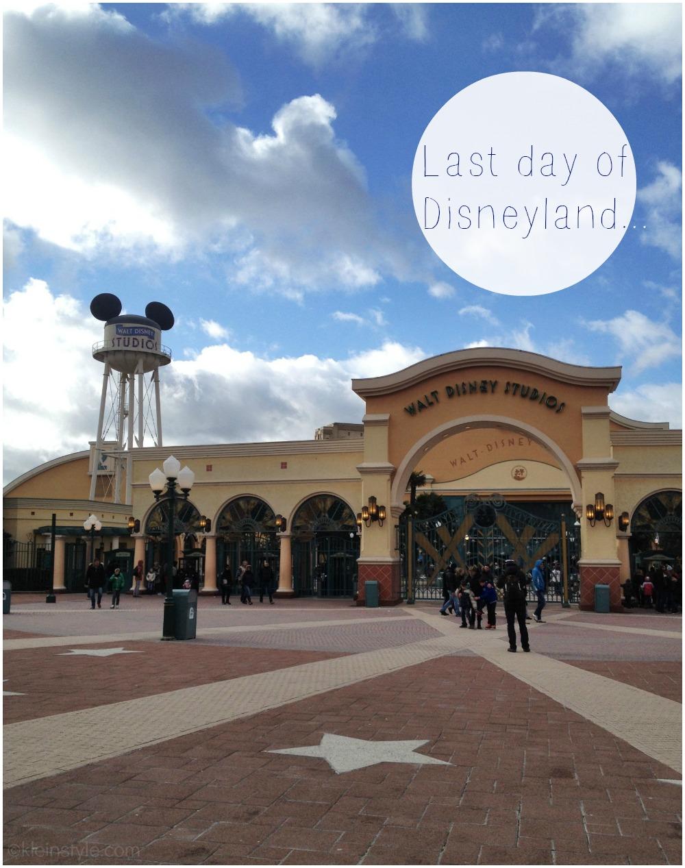 Trip zu dritt : nach Disneyland {Teil 2}