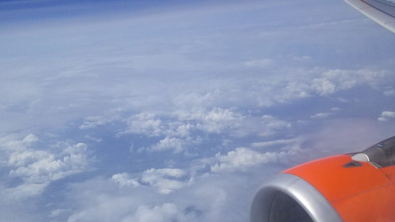 plane shot