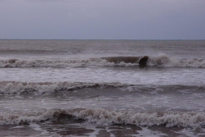 zimní moře