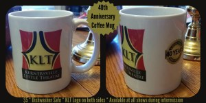 40th Anniversary Coffee Mug