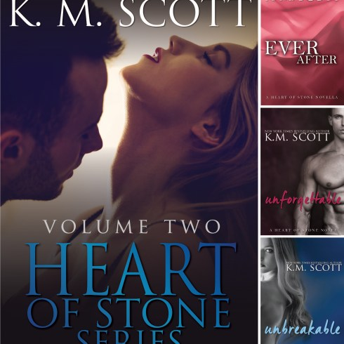 Heart of Stone Volume Two Coming October 25!