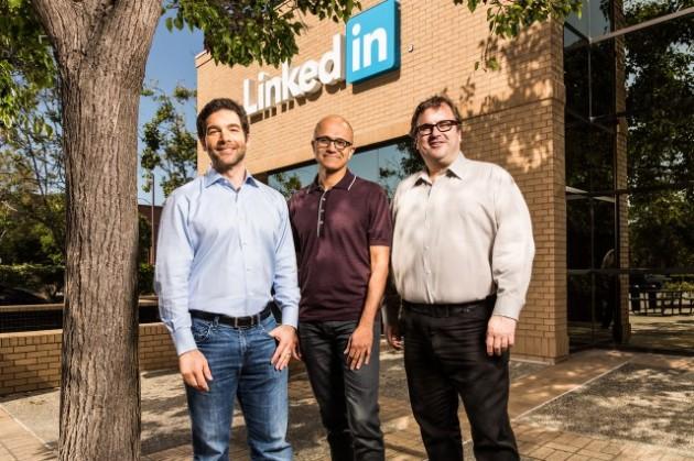 Microsoft acquires LinkedIn for $26.2 billion