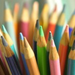 Colored pencils, some tools of the trade when it comes to sketching. Richard Steih/Flickr