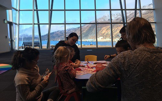 Preschool Uses Language Immersion to Teach Alutiiq