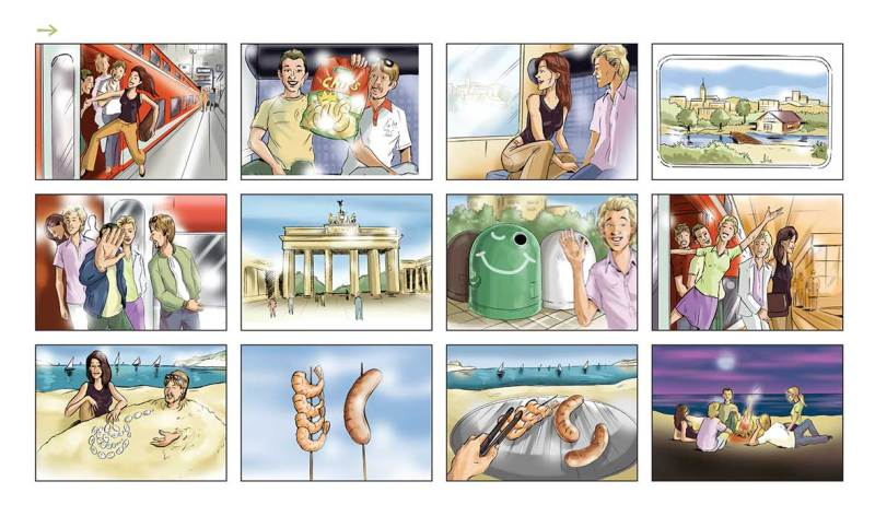 Storyboard-Illustration-Muenchen