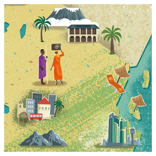 map-illustration-africa