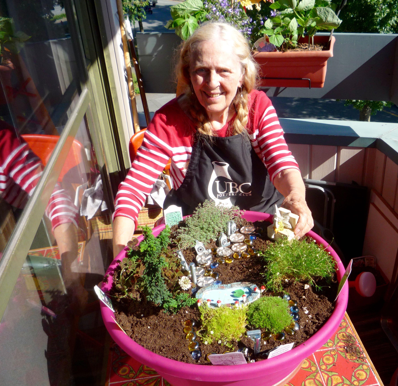 Fullsize Of Miniature Fairy Gardens
