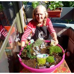 Small Crop Of Miniature Fairy Gardens