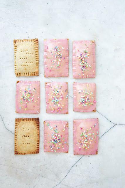 Homemade Pop Tarts: knittedbliss.com
