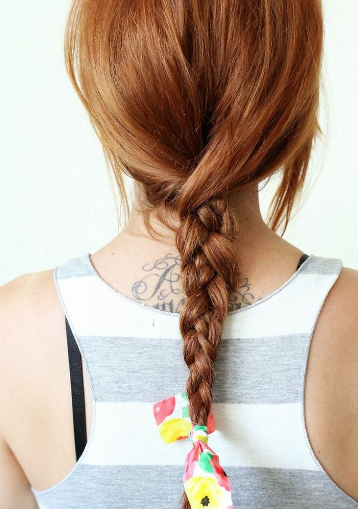 Pin Ups: Braid DIY| knittedbliss.com