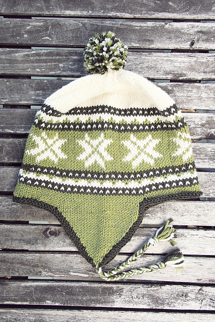 Modification Monday: Norwegian Hat| knittedbliss.com