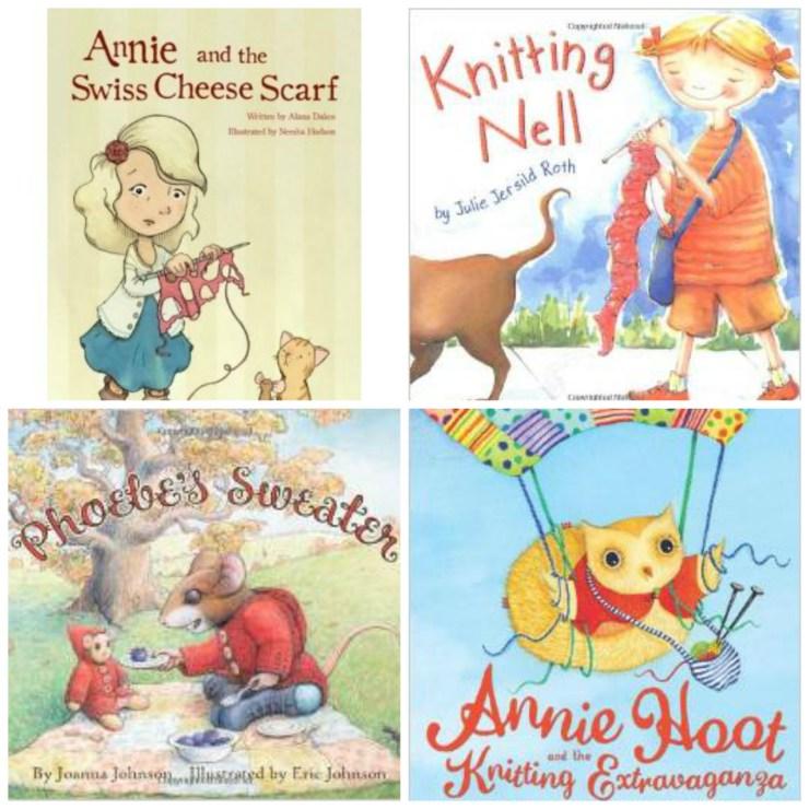 Knitting Left Handed Book : The best knitting themed books for kids knitted bliss