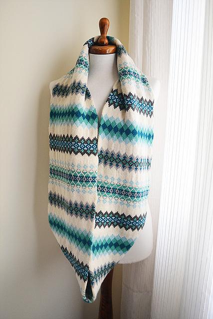 Modification Monday: Fair Isle Fiesta | knittedbliss.com
