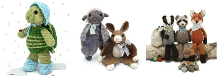 Fuzzy Mitten   knittedbliss.com