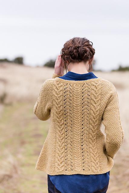 Brooklyn Tweed Gansey Review   knittedbliss.com