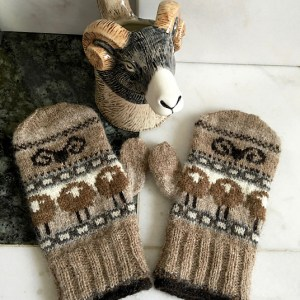 Modification Monday: Heid Sheep | knittedbliss.com