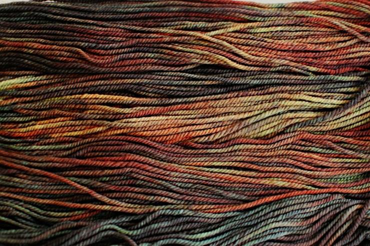 Ancient Arts Fiber Big Squeeze Bulky | knittedbliss.com