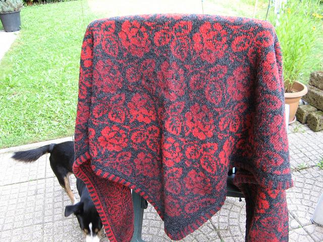 1 shawl