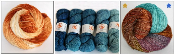 Meet the Sponsors: Ancient Arts Yarns| knittedbliss.com