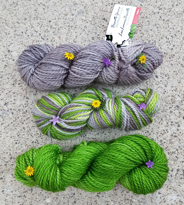 Biscotte Yarns Griffon   knittedbliss.com