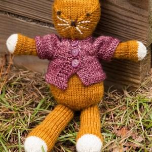 Modification Monday: Kitty | knittedbliss.com