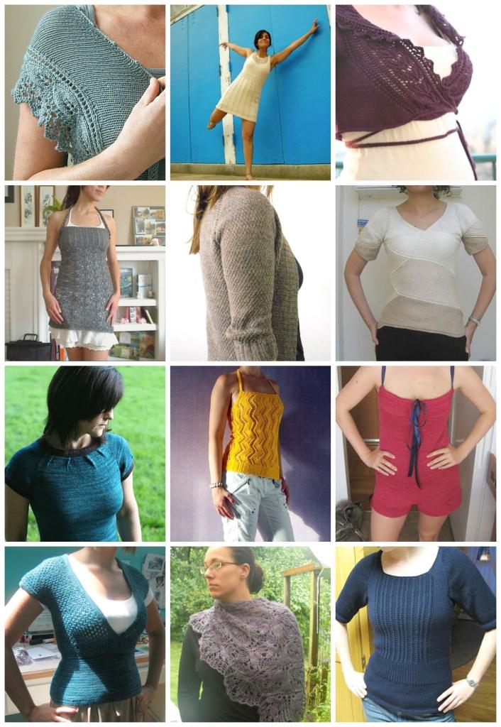 Summer 2009 Modifications | knittedbliss.com