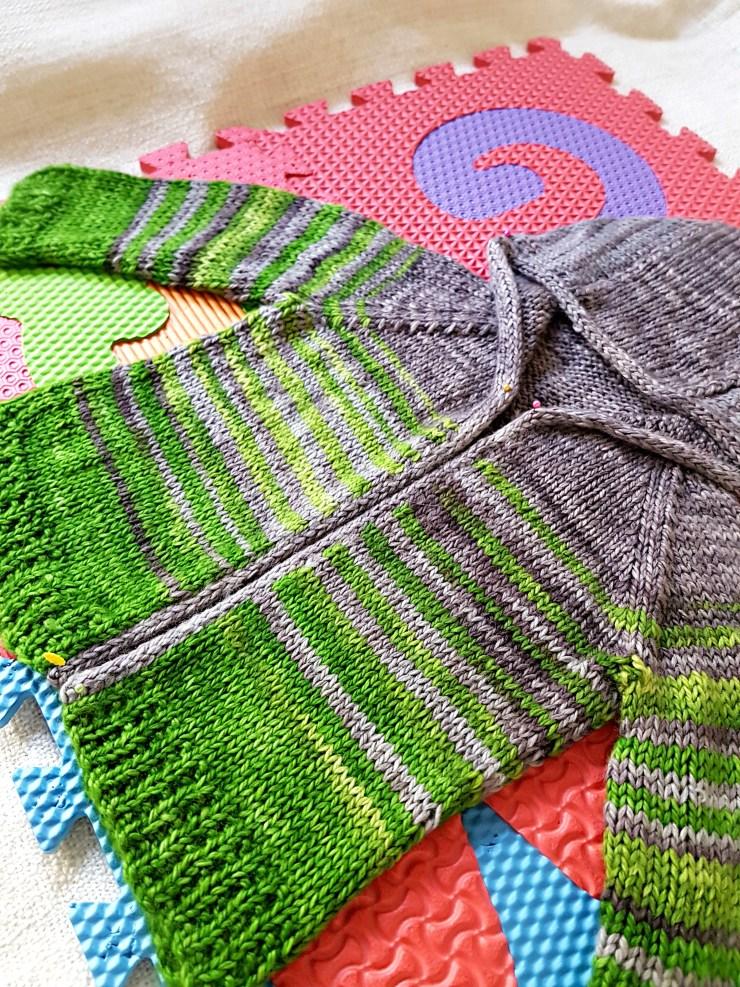 Knits in Progress | knittedbliss.com