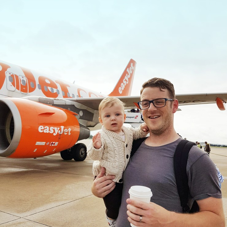 Traveling with Kids: England and Spain | knittedbliss.com