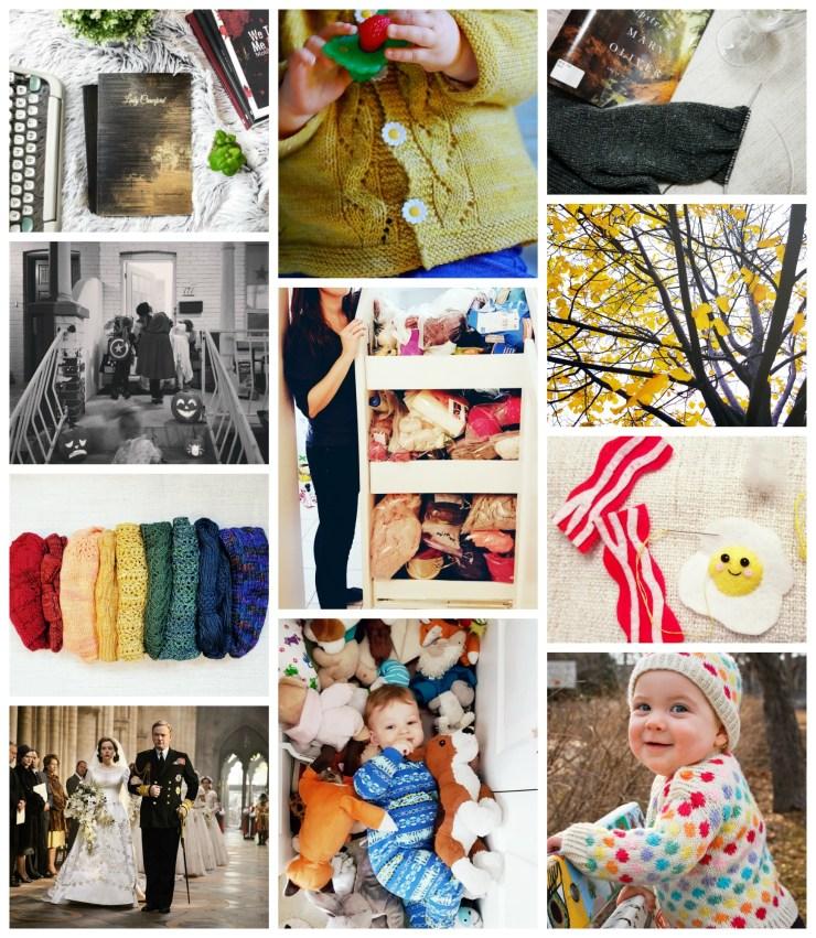 CraftyBlissChallenge Wrap Up | knittedbliss.com
