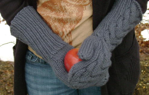 Bella Gloves Knitting Pattern : Free Bella Mittens Pattern   Knitting