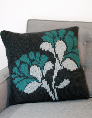 flowers pillow jordana paige