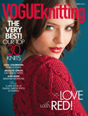 vogue knitting winter 2012