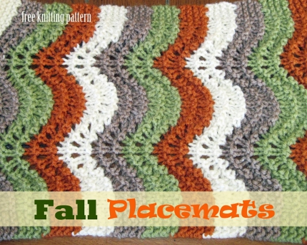 fall placemat craftown