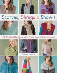 scarves, shrugs and shawls