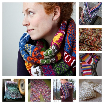 stash busting scarves