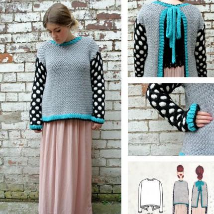 who is britain's next top knitwear designer?