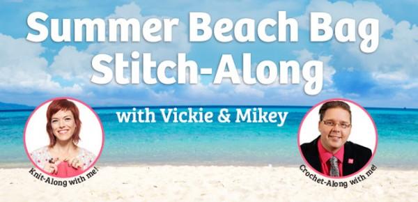 beach bag stitch along
