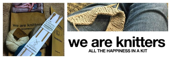 we are knitters kit review