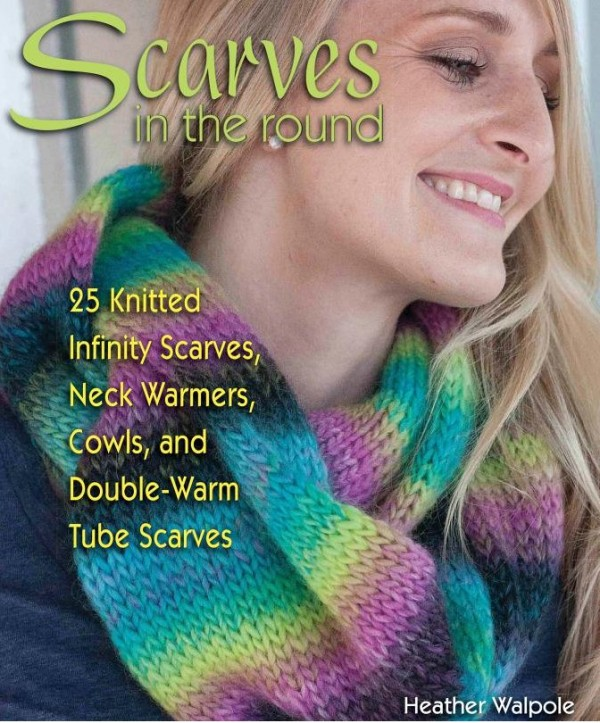 Knitting Pattern For Scarf In The Round : Giveaway: Scarves in the Round   Knitting