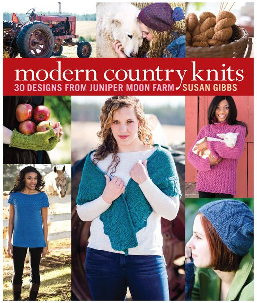modern country knits giveaway