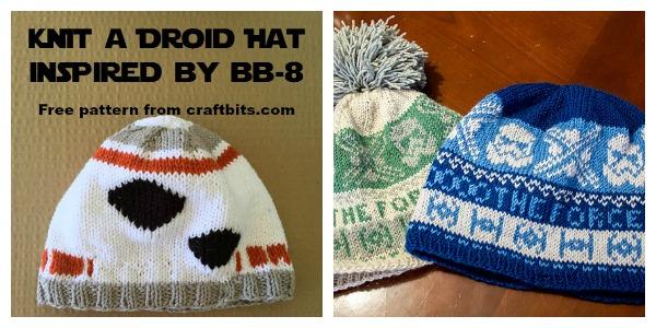 star wars hat knitting patterns