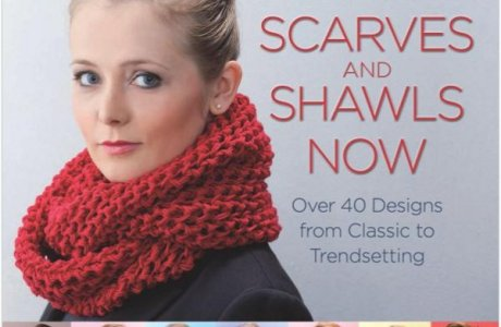 Book Review: Knit Scarves and Shawls Now