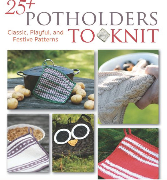 25+ Potholders to Knit review
