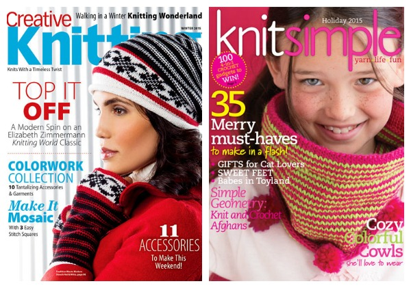 knitting magazines giveaway
