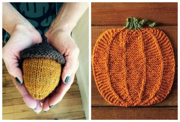 A Few More Knits for Fall and Thanksgiving