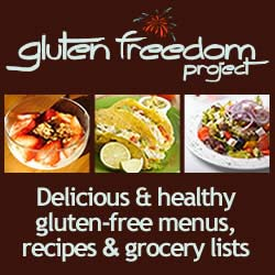 The Gluten Freedom Project is now completely FREE!! Click the picture for more information!